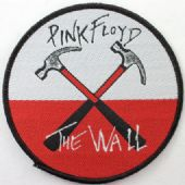 Pink Floyd - 'The Wall Hammers' Woven Patch